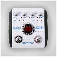 Pedal Zoom G2E para guitarra