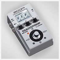 pedal MS-50G Multi Stomp para guitarra