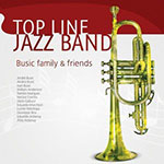 Top Line Jazz band e Edu Ardanuy
