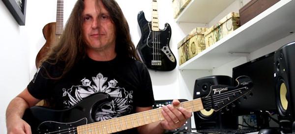 Amplificador de Guitarra Kemper com Edu Ardanuy