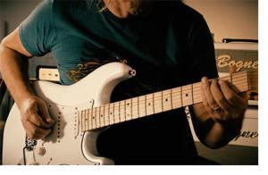 Meus novos captadores de guitarra (pickups)