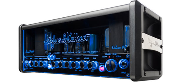 amplificador guitarra hughes  and kettner grandmeister deluxe 40