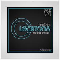 Cordas Cleartone para guitarra