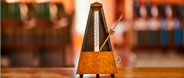 como usar o metronomo para solos de guitarra