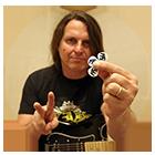 importancia tecnica de palheta para guitarra