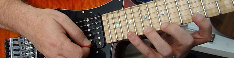 tecnica para improvisar solo de guitarra