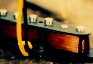 Novos captadores de guitarra do Edu Ardanuy